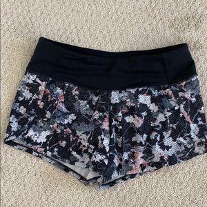lululemon athletica Shorts - Lululemon Run Times Shorts